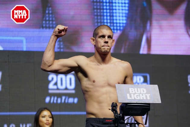 Joe Lauzon klar för ny match på UFC Fight Night 108