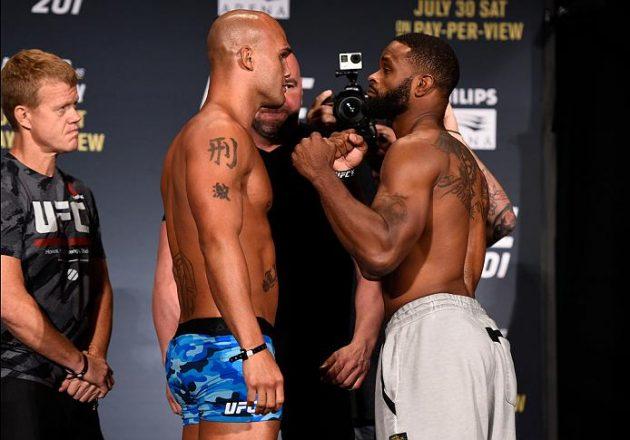 UFC 201 i Tweets: Läs fighters reaktioner på kvällens huvudkort