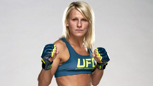 Invägningsresultat inför UFC Fight Night 102: Justine Kish missar vikt