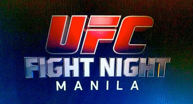 UFC Fight Night återvänder till Filippinerna i mitten av oktober