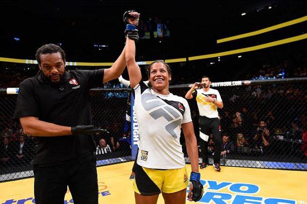 Gratismatch: Se Julianna Peña bli den första kvinnliga TUF-vinnaren