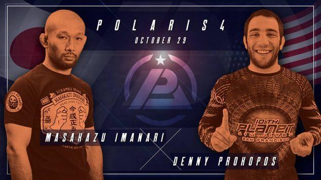 BJJ-Bloggen: Polaris är tillbaka, nu med poängsystem istället för submissions