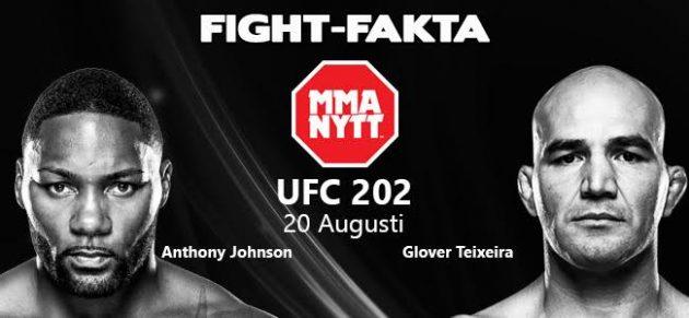 Fight-Fakta: Anthony Johnson vs. Glover Teixeira