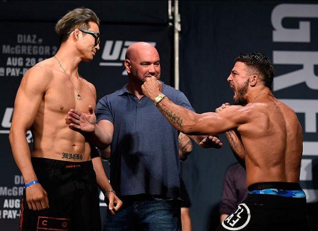 Bokat och klart: Mike Perry möter Danny Roberts på UFC 204