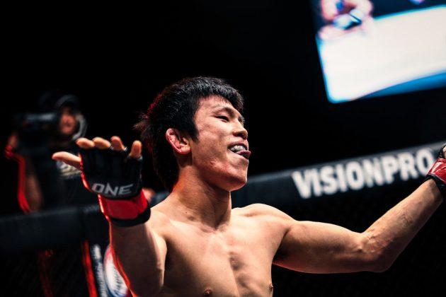 ONEs lättviktsmästare Shinya Aoki kommer försvara bältet i november