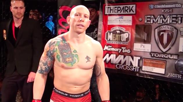 Josh Emmett skadad, UFC söker kanadensisk ersättare på UFC on Fox 21