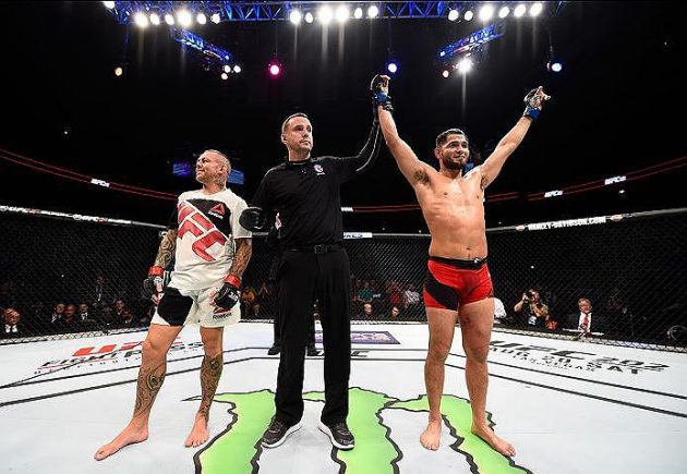 "Video: Jorge Masvidal vill möta Matt Brown efter vinst under UFC 201 – ""It's nothing personal, I just want to kick his ass…"""