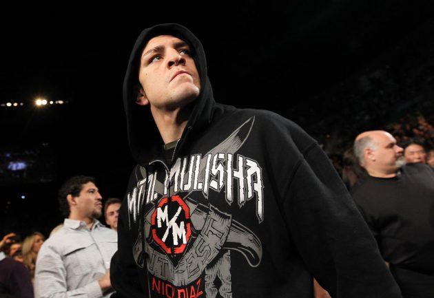 Nick Diaz ska ha tackat nej till titelmatch mot Tyron Woodley på UFC 209