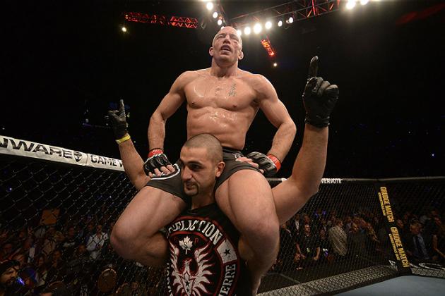 Rykte: Georges St-Pierre gör sin comeback mot Nick Diaz under UFC 206 i Toronto