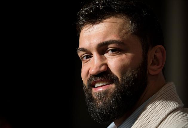Andrei Arlovski får en ny chans – klar för match på UFC Singapore