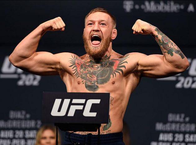 Video: Slowmotion-scener från UFC 202