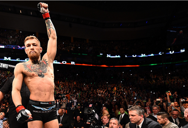 Bonusar efter UFC 202: Conor McGregor vs. Nate Diaz tar hem Fight of the Night