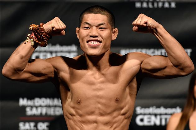 Li Jingliang flaggad för doping – Fick slåss ändå