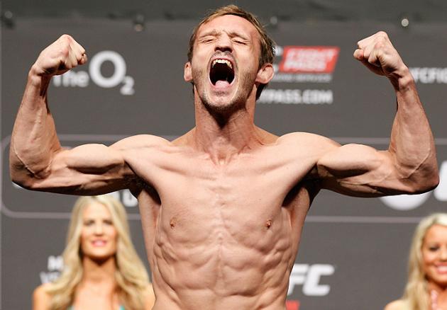 Ny motståndare klar för Brad Pickett på UFC Fight Night i London nästa helg
