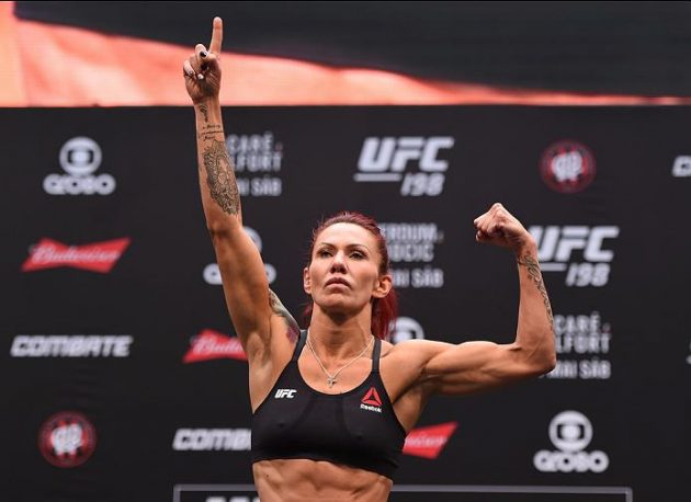 "UFC Rankings Report: ""Cyborg"" debuterar på pound-for-pound-rankingen"