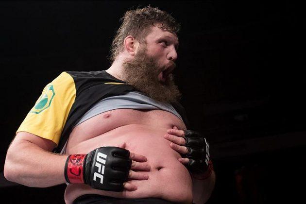 Roy Nelson klar för ny match på UFC on FOX 24