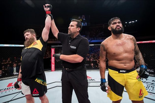 "Dana White om Roy Nelson-incidenten: ""He needs to be buried"""