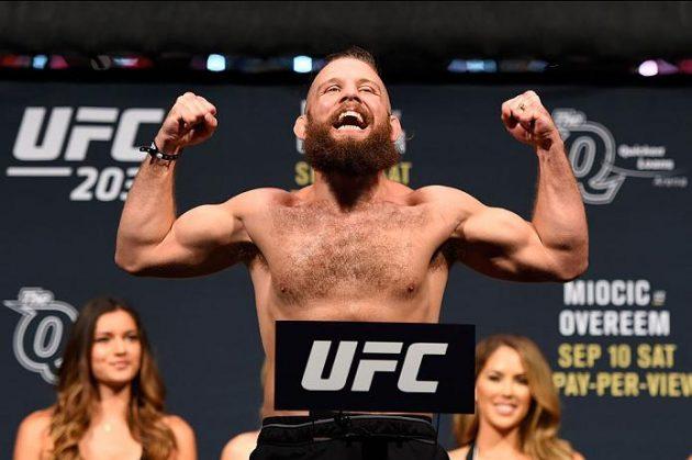 "Video: Nik Lentz om UFC 203 och BJ Penn: ""Jag brukade gilla honom"""