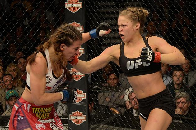"""Kvällssvepet: Ronda Rousey: """"Alla vet att Nunes tröttnar i den andra ronden"""""""
