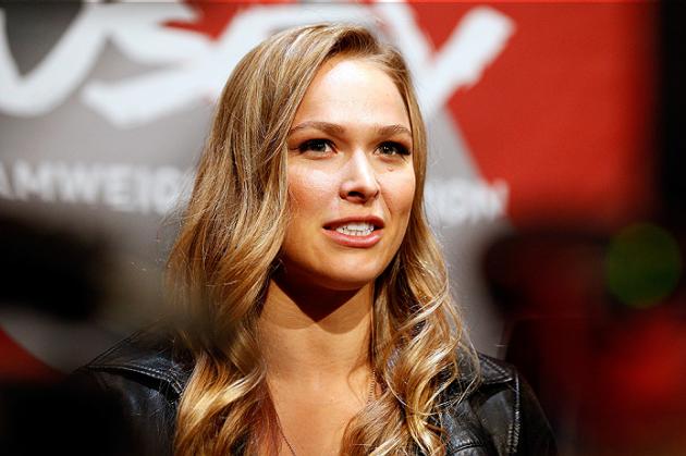 Ronda Rousey nära comeback vid UFC 207