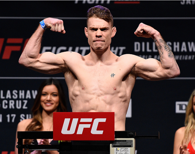 Gilbert Burns skadad – Paul Felder står utan motståndare på UFC 208