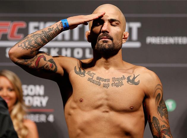 MMA-podden avsnitt 6: Akira Corassani om att tappa lusten