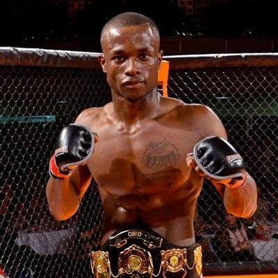 """Marc Diakiese efter vinsten i sin UFC-debut: """"Jag möter vem UFC än ger mig"""""""