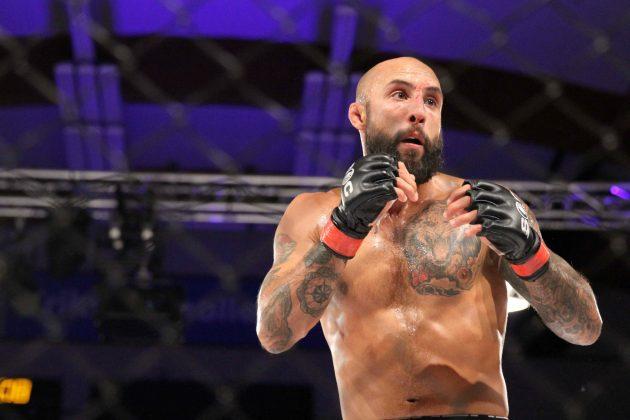 Martin Akhtar kände sig seg i submissionvinsten mot Declan Williams på Superior Challenge 14