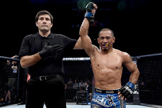 Fredy Serrano och Hector Sandoval klara för UFC on FOX 22