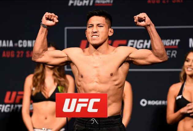 Enrique Barzola vs. Chris Avila klart för UFC Fight Night 98