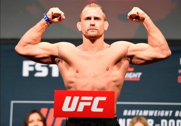 Zak Ottow ersätter Michael Graves, möter Sergio Moraes under UFC Fight Night 100