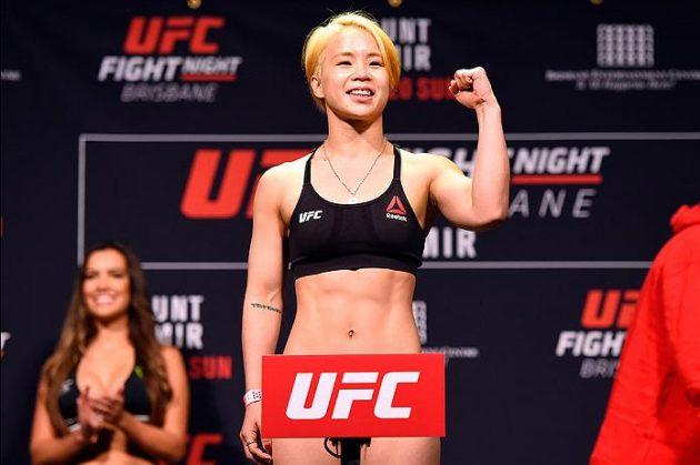 Seo Hee Ham vs. Danielle Taylor ombokad till UFC Fight Night 101 i Melbourne
