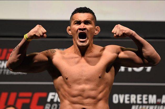 Francimar Barroso vs. Darren Stewart klart för UFC Fight Night 100