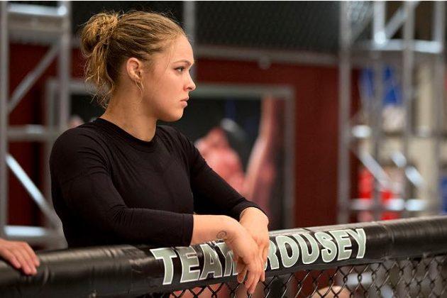 """Ronda Rousey på """"Ellen"""": """"Detta är definitivt en av mina sista matcher"""""""