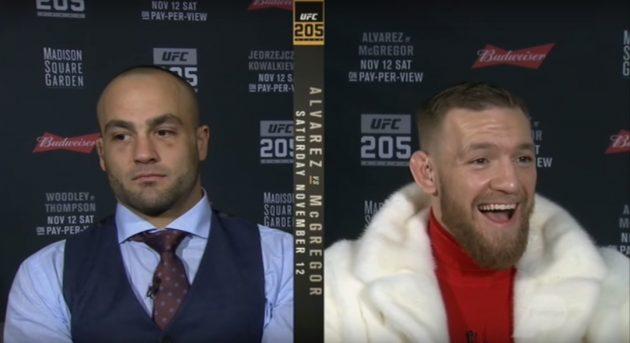Video: Conor McGregor förnedrar reporter – och lämnar intervjun