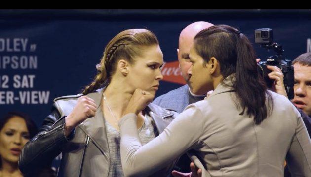 Video: Fighters säger vem de tror vinner mellan Amanda Nunes och Ronda Rousey