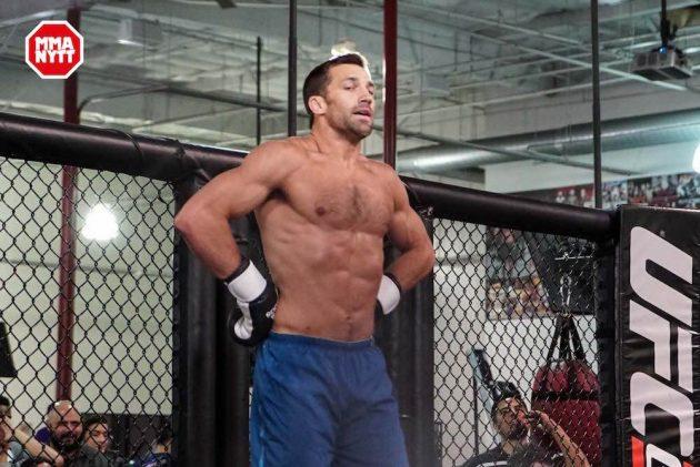 Luke Rockhold redo att gå upp till tungvikt – vill möta Fabricio Werdum
