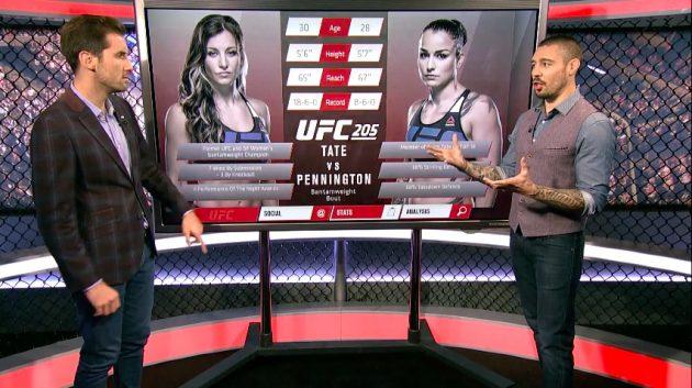 Inside The Octagon – Djupdykning i de två resterande matcherna på UFC 205:s huvudkort