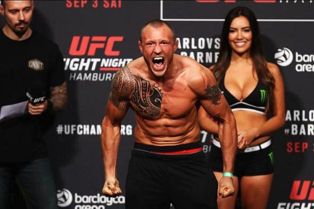 Invägningsresultat inför UFC Fight Night 100: Bader vs. Nogueira II