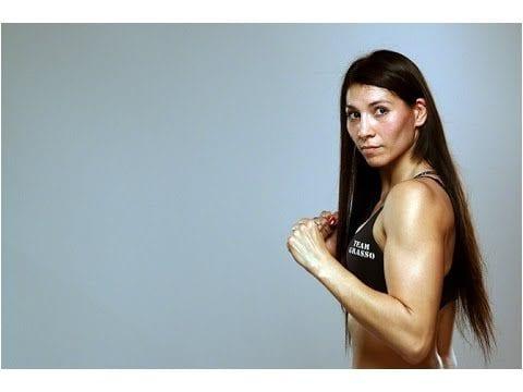 Irene Aldana på väg till UFC, match mot Leslie Smith är på gång