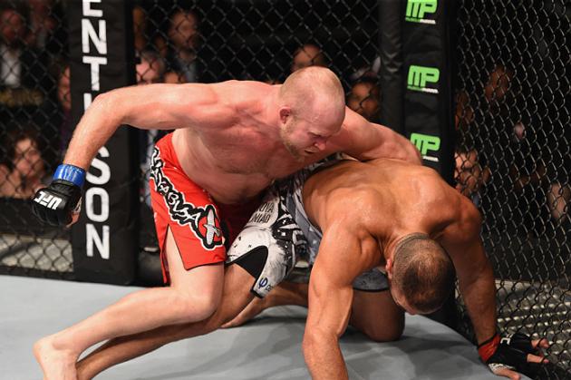 Video: Tim Boetsch skräller – tar hem brutal knockoutvinst över Rafael Natal