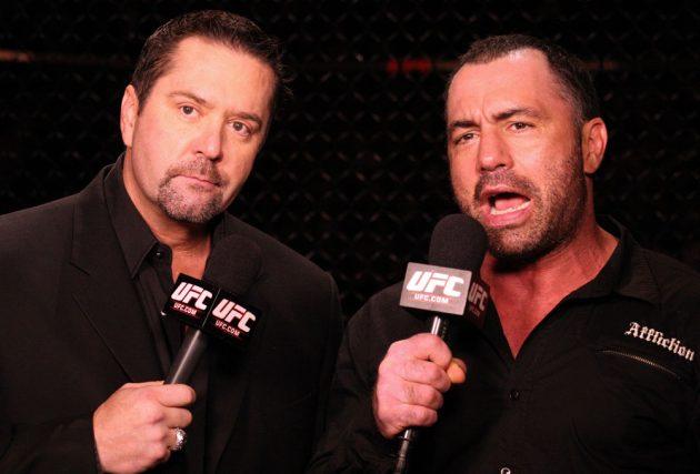 """Joe Rogan: """"UFC nya ägare ville inte ge Mike Goldberg ett avsked"""""""