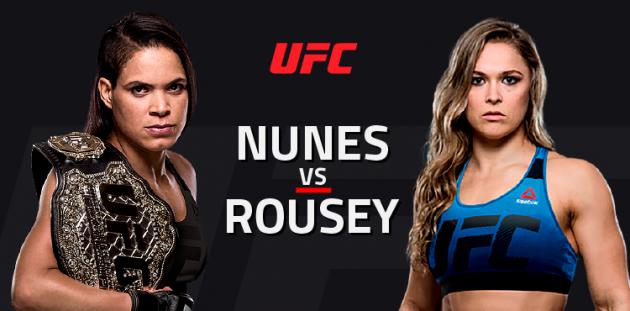 UFC 207: Se alla Twitter-reaktioner