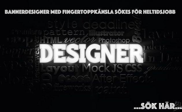 MMAnytt söker en designer!