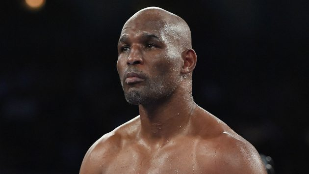 Video: Bernard Hopkins blir brutalt knockad ut ur ringen i sin pensionsfight