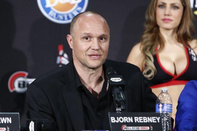 Tim Kennedy ångrar att Bjorn Rebney blev en av frontpersonerna för MMAAA
