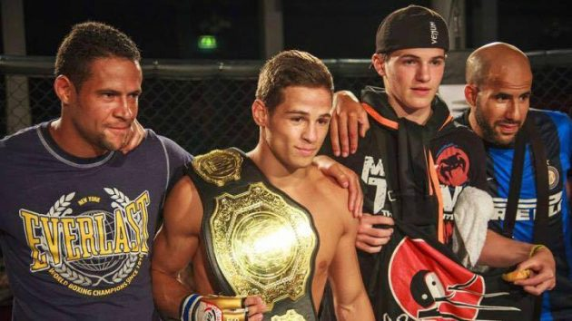 "Uppgifter: Supertalangen Tom ""The Fire Kid"" Duquesnoy skriver på för UFC"