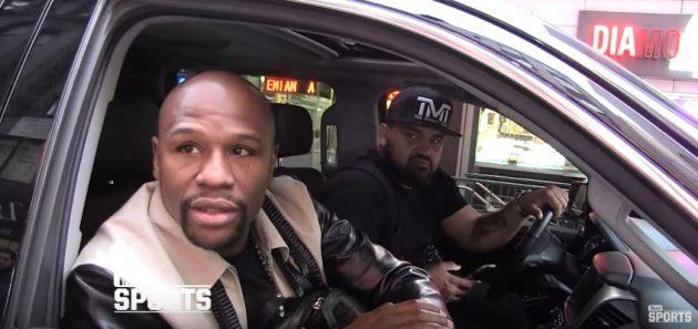 Video: Floyd Mayweather svarar Dana White