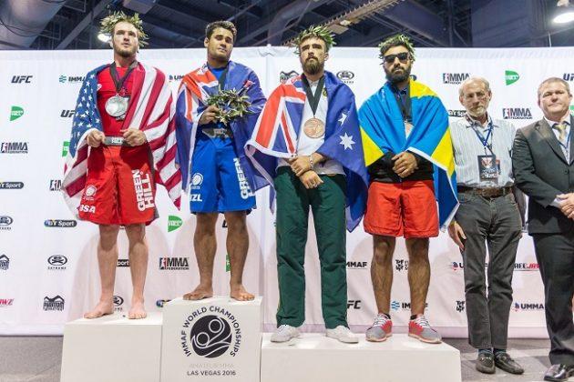 IMMAF: VM-medaljör dopad – blir avstängd i fyra år