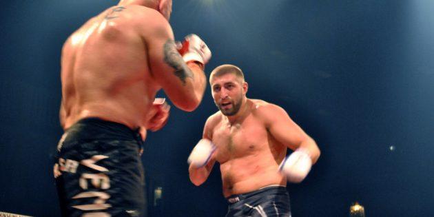 UFC 211: Ukrainske tungviktaren Dmitry Poberezhets klar för debut